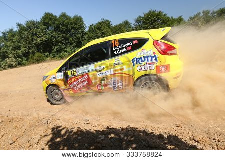 Istanbul Rally 2019