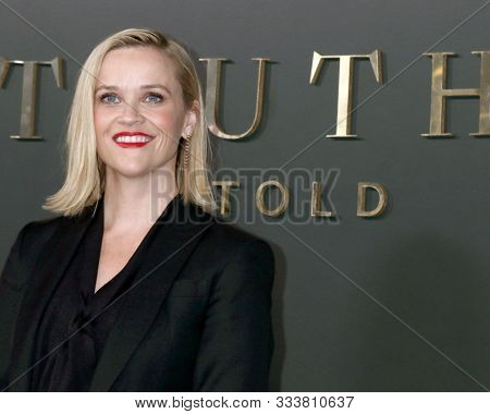 LOS ANGELES - NOV 11:  Reese Witherspoon at the