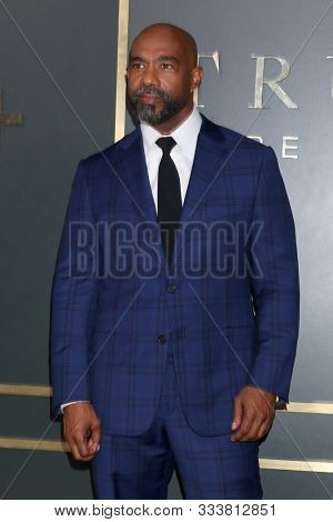 LOS ANGELES - NOV 11:  Michael Beach at the