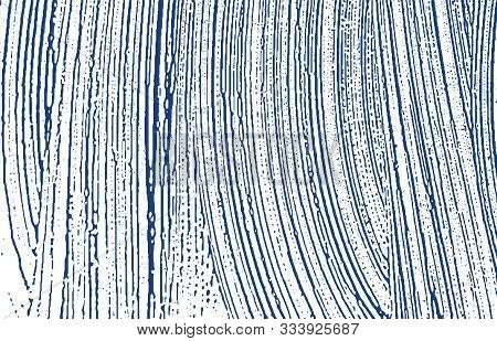 Grunge Texture. Distress Indigo Rough Trace. Enchanting Background. Noise Dirty Grunge Texture. Ecst