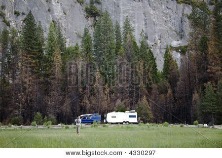Rv In Yosemite National Park