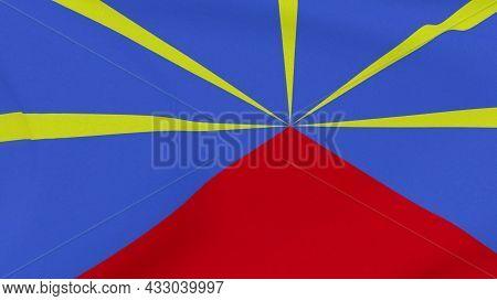 Flag Reunion Patriotism National Freedom , 3d Illustration