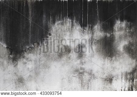 Concrete Wall - Exposed Concrete,texture Of Old Gray Concrete Wall For Background