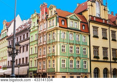 wroclaw Town Hall is a historic city hall in the city of wroclaw, Poland