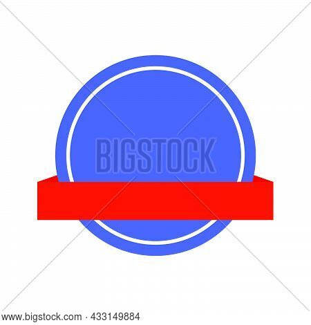 Badge Icon Label Symbol Vector Element Design. Sticker Badge Icon Illustration Emblem Sale Banner. P