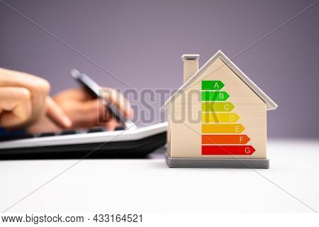 Calculating Energy Efficient House Consumption And Efficiency