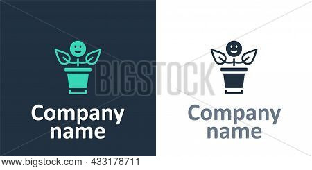 Logotype Bff Or Best Friends Forever Icon Isolated On White Background. Logo Design Template Element
