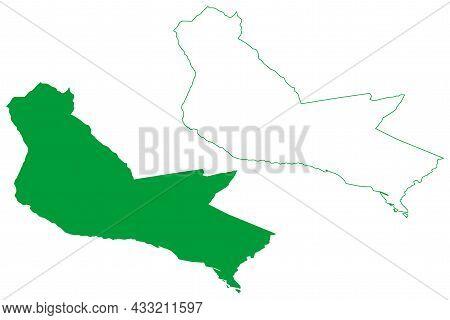 Pao De Acucar Municipality (alagoas State, Municipalities Of Brazil, Federative Republic Of Brazil)