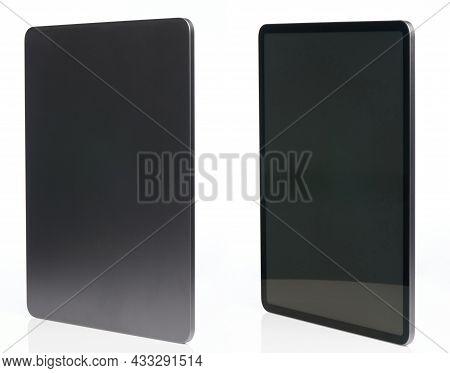Generic Grey Metal Digital Tablet