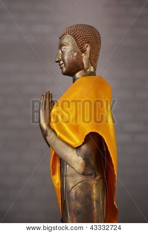 Figure Of The Buddha