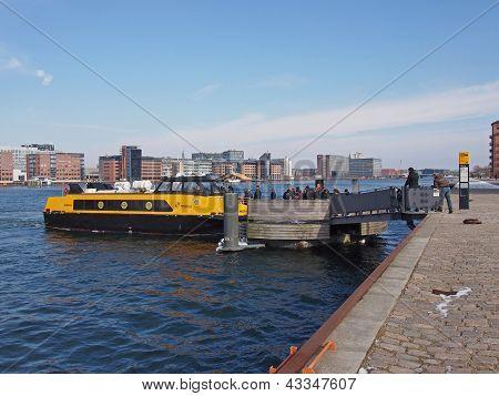 Copenhagen Harbour Bus