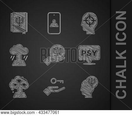 Set Psychology, Psi, Solution To The Problem, Broken Heart Or Divorce, Depression, Finding And Book,