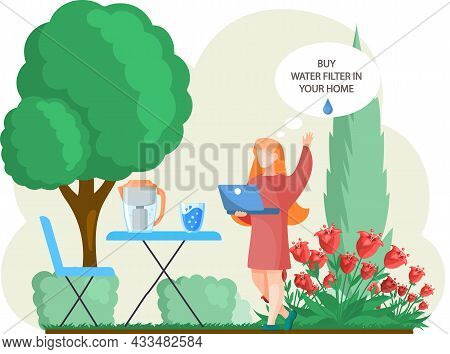 Drinking Healthy Water, Buy Home Mechanical Cleaning Water Filter, Clean Water Is Key To Health And