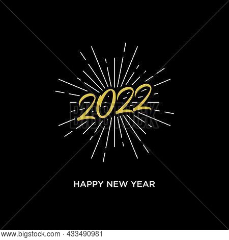 New Year 2022. 2022new Years Image Firework, Happy New Year 2022, 2022 Text, Happy New Years 2022 De