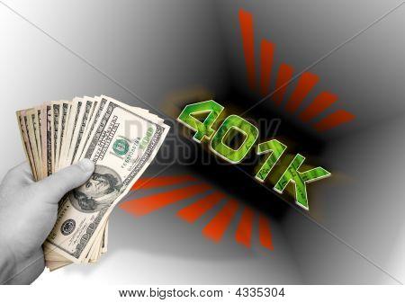 Throwing Money In The 401K
