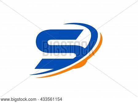 S Letter Business Logo Template. Initial S Logo Design For Real Estate, Financial, Marketing, Manage