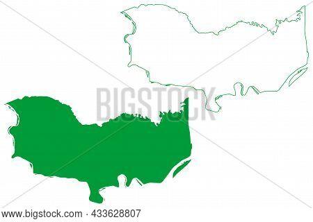 Vitoria Do Jari Municipality (amapa State, Municipalities Of Brazil, Federative Republic Of Brazil)