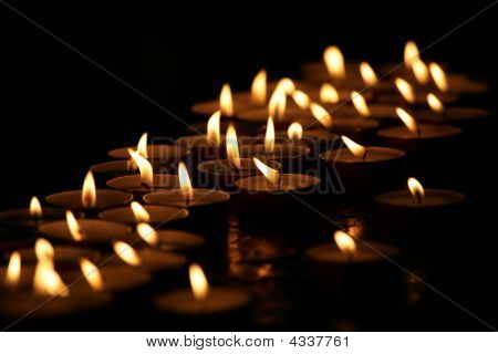 Conflagrant Candles