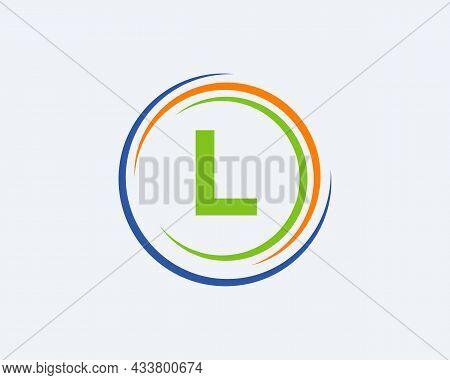 L Letter Logo Design. Modern, Unique Creative L Logo Design. Initial L Letter Business Logo Template