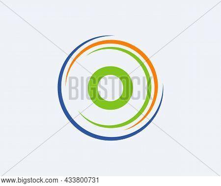 O Letter Logo Design. Modern, Unique Creative O Logo Design. Initial O Letter Business Logo Template