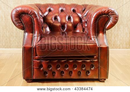 Old Antique Armchair