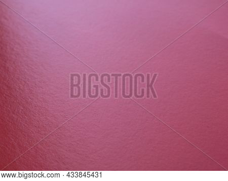 Pale Burgundy Matte Background With Blank Copy Space, Raspberry-colored Surface With A Smooth Finish