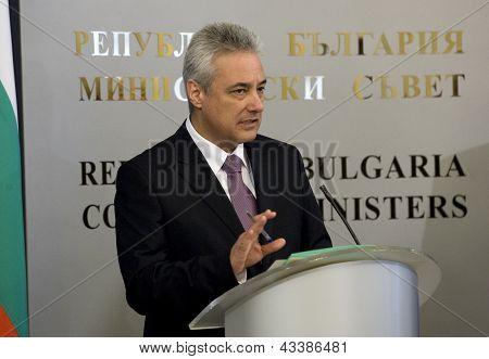 Bulgaria Interim Prime Minister