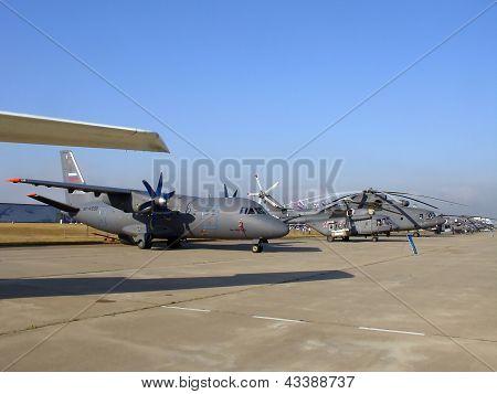 Military Air Techniques