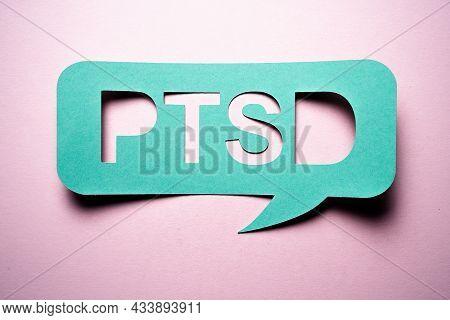 Ptsd Soldier Trauma. Post Traumatic Depression Awareness