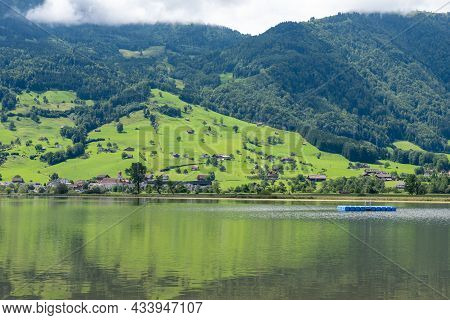 A Calm Place To Rest And Relax In Lake Lauerz