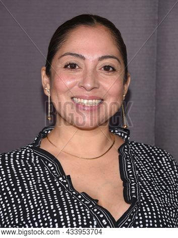 LOS ANGELES - SEP 01: Jacqueline Guido arrives for the 'Runt' Los Angeles Premiere on September 22, 2021 in Hollywood, CA