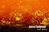 SONY DSCEruption of the volcano.Abstract dark background.Vector poster