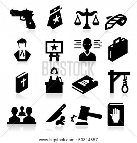 Law Icons