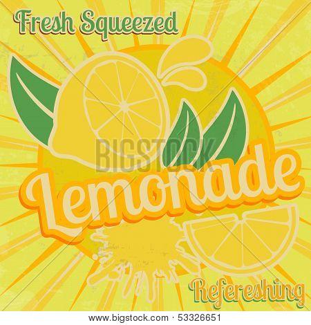 Lemonade Poster