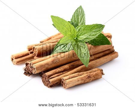 Cannelle with mint