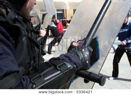 Gendarme Action