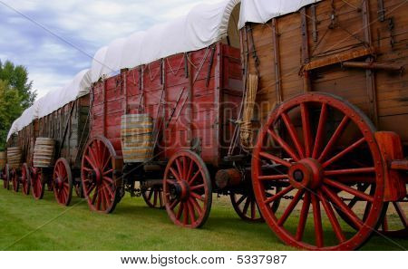 Ore Wagons
