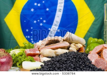 Feijoada Ingredients