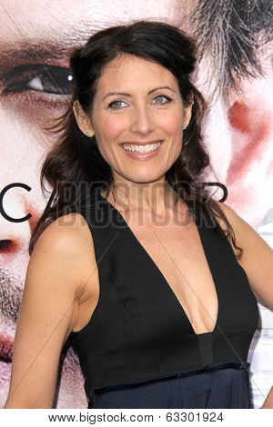 LOS ANGELES - APR 10:  Lisa Edelstein at the