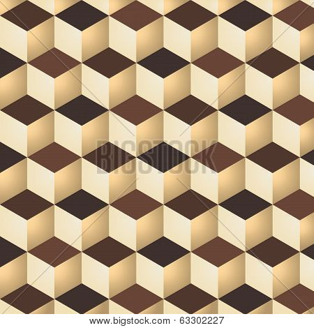 Geometric Vector Background.