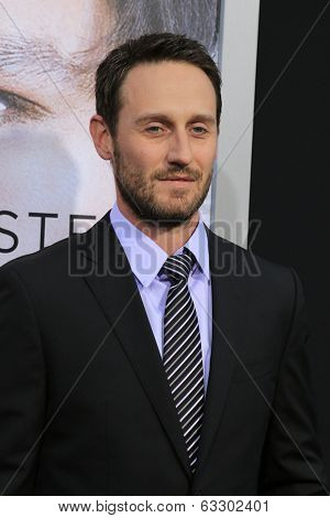 LOS ANGELES - APR 10:  Josh Stewart at the