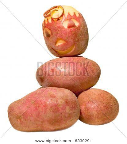 Modest potatoes