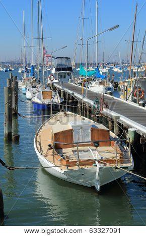 Yacht habour