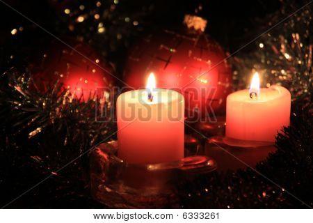 Candle Cristmas