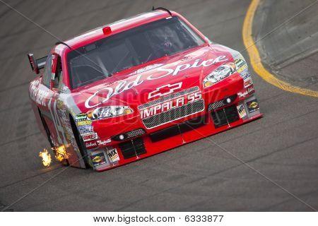 Nascar:  November 13 Checker O'reilly Auto Parts Presented By Pennzoil
