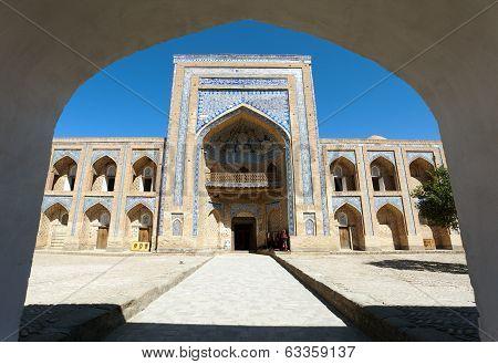 Mohammed Rakhim Khan Medressa In Itchan Kala (ichon Qala) - Khiva (chiva, Heva, Xiva, Chiwa, Khiveh)