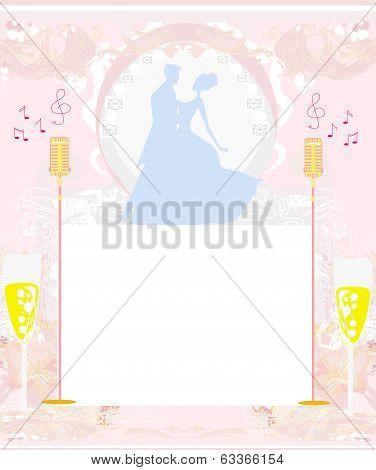 Invitation To The Prom Dance