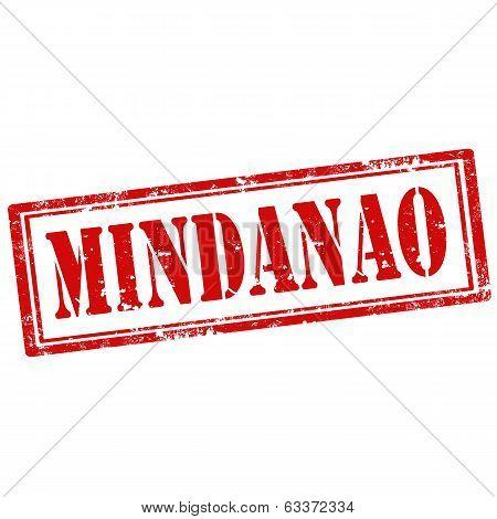Mindanao-stamp
