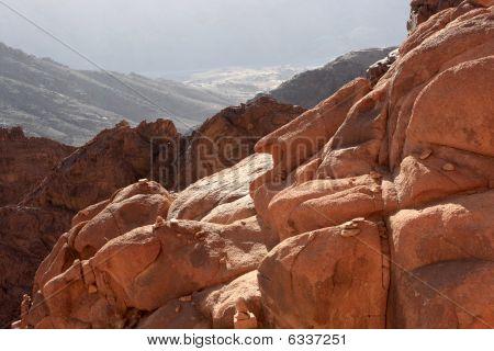 Mount Sinai Moses Mountain