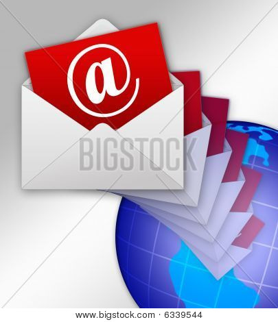 Dispatch Of Electronic Letter